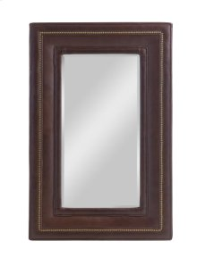 Hughes Upholstered Mirror Vertical