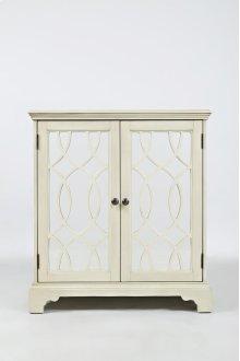 "Casa Bella 32"" Accent Cabinet- Ivory"