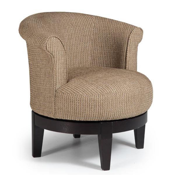 ATTICA In By Best Home Furnishings In Ivor, VA   ATTICA Swivel Barrel Chair