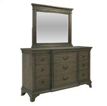 Arlington Heights Dresser and Mirror