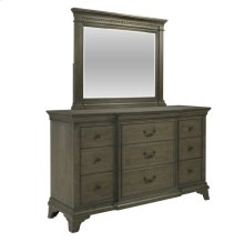 Arlington Heights Dresser and Mirror