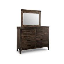 Chattanooga 8 Drawer High Dresser