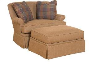 Cuddle Chair & 1/2, Cuddle Ottoman