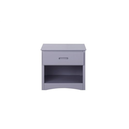 Night Stand With 1 Drawer