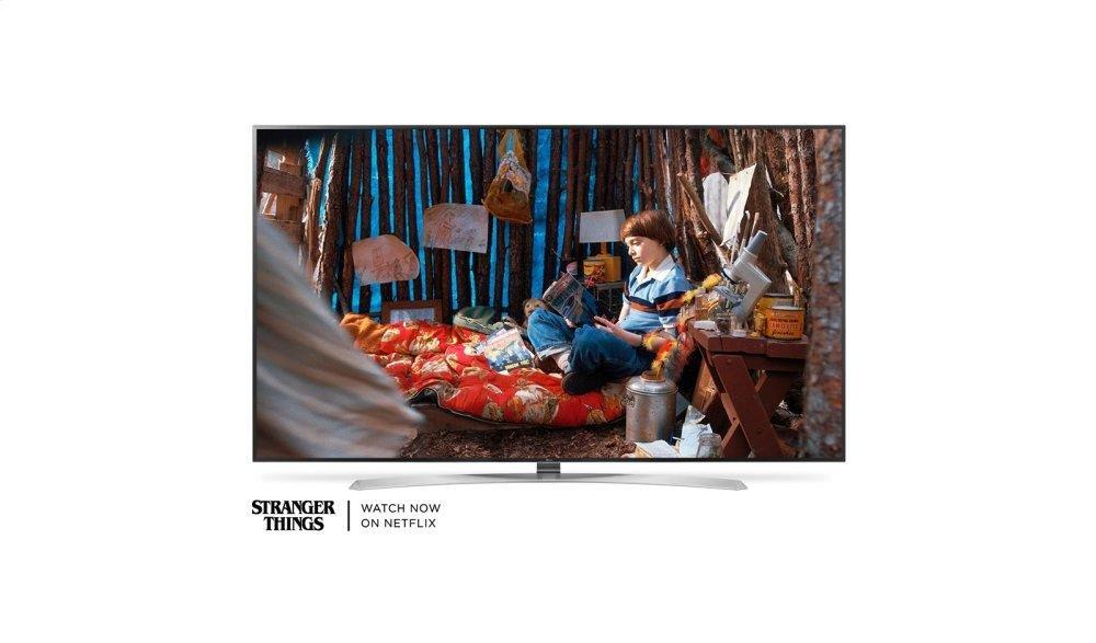 "SUPER UHD 4K HDR Smart LED TV - 86"" Class (85.6"" Diag)"