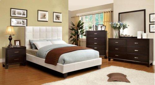 Queen-Size Pebble Bed