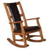 Sedona Rocker w/ Cushion Seat & Back