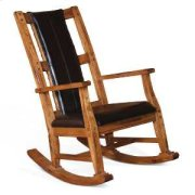 Sedona Rocker w/ Cushion Seat & Back Product Image