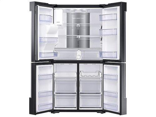 22 cu. ft. Capacity Counter Depth 4-Door Flex Refrigerator with Family Hub (2017)