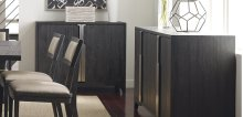 Palmer Mink Two Door Accent Chest