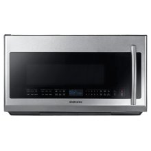 2.1 cu. ft. Over-the-Range Microwave (Stainless Steel)