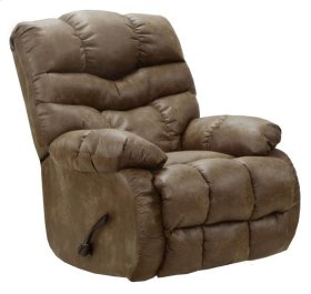 Chaise Rocker Recliner - Silt