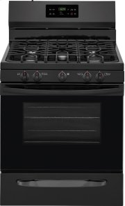 Crosley Gas Range - Black Product Image