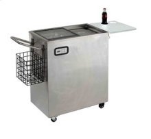 Model ORC2519SS - Portable Outdoor Beverage Cooler