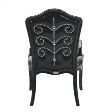 Diablo Black Chair
