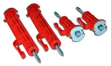 Front Load Shipping Bolts - set of 4