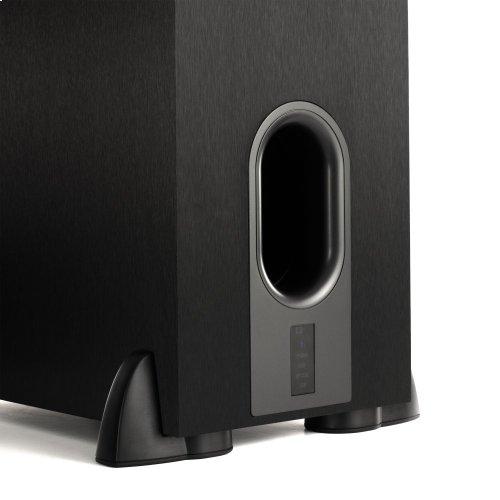 R-28PF Powered Floorstanding Speakers