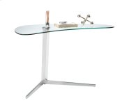 Campaign Writing Desk - Stainless Steel Product Image