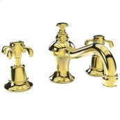 Forever-Brass-PVD Widespread Lavatory Faucet