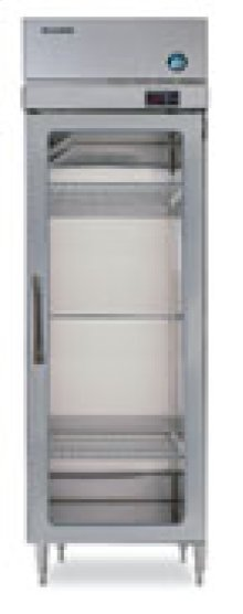 RH1-SSB-FG TempGuard® Glass Door Refrigerator Series