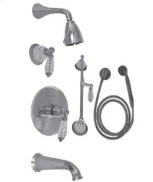 Thermostatic Tub/ Shower/ Hand Shower Kit