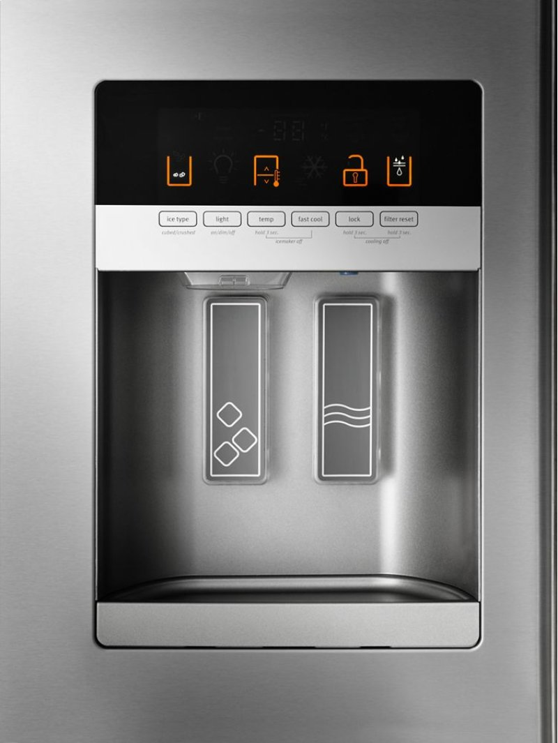 MFI2570FEZ in Fingerprint Resistant Stainless Steel by Maytag in ...