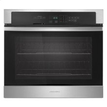 27-inch Wall Oven with 4.3 Cu. Ft. Capacity - stainless steel