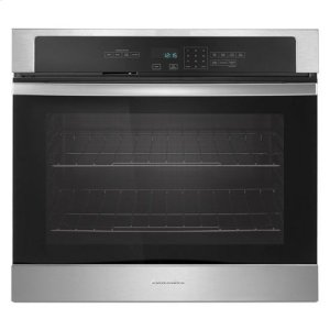 27-inch Wall Oven with 4.3 Cu. Ft. Capacity - stainless steel - STAINLESS STEEL