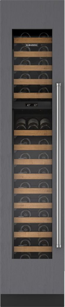 "18"" Integrated Wine Storage - Panel Ready"