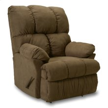 Rocker Recliner - 8504-12 Chocolate