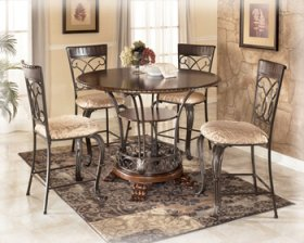 Alyssa Round DRM Table Set