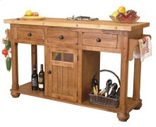 Sedona Kitchen Island Table