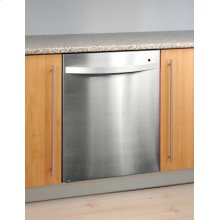 Stainless Steel Dishwasher Door