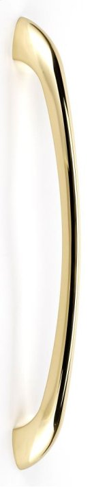 C855 Series Appliance Pull D115-18 - Polished Brass Product Image