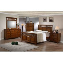 Trudy Panel Bedroom