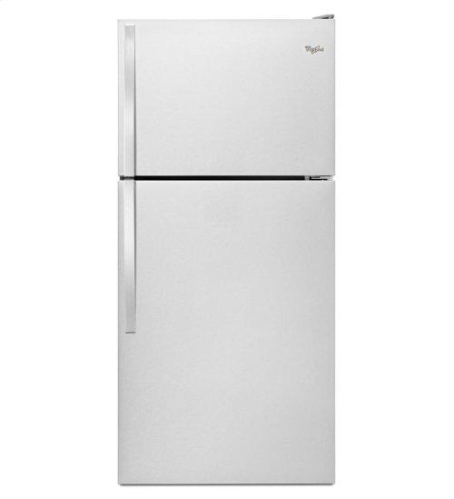 30-inch Wide Top-Freezer Refrigerator with Flexi-Slide Bin - 18.2 cu. ft.