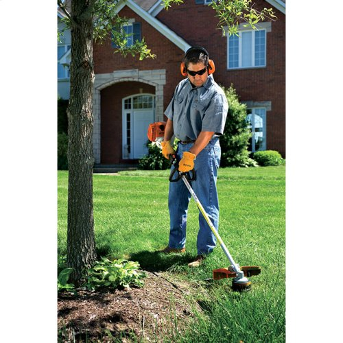 STIHL FS 90 R trimmer is the well-rounded choice for landscaping professionals