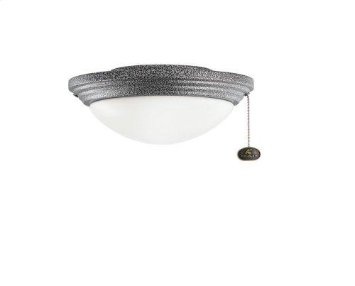 "Outdoor Light Kit 11"" CFL Weathered Steel"