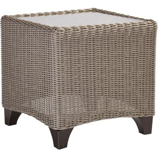 Requisite Square End Table