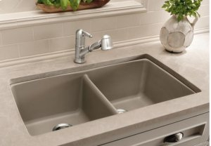 Blanco Diamond Equal Double Bowl - Anthracite