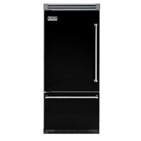 """Black 36"""" Bottom-Mount Refrigerator/Freezer - VIBB (Left Hinge Door)"""