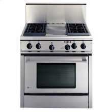 GE Monogram® Professional Cooktop Backguard Accessory