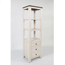"Madison County 22"" Pier Bookcase"