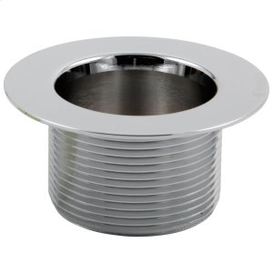 Chrome Toe-Operated Waste Plug Product Image
