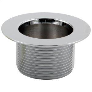 Chrome Toe-Operated Waste Plug Product Image