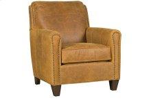 Austin Leather Chair, Austin Leather Ottoman