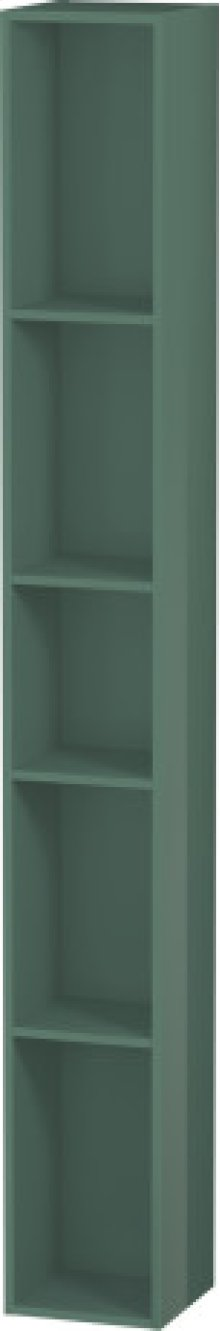 Shelf Element (vertical), Jade High Gloss Lacquer