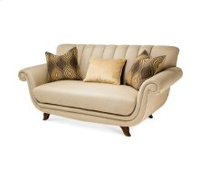 Channel Back Loveseat - Grp1/Opt1