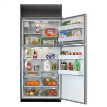 "36"" Refrigerator with Top Freezer (Marvel) - 36"" Marvel Refrigerator with Top Freezer"