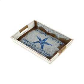 Vineyard Ferry Starfish Tray